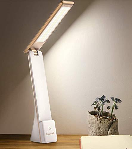 Xiaomaige lámpara de protección Ocular led Cargando Estudiante Escritorio Dormitorio Aprendizaje pequeña lámpara tifón niños Leer lámpara Junto a la Cama