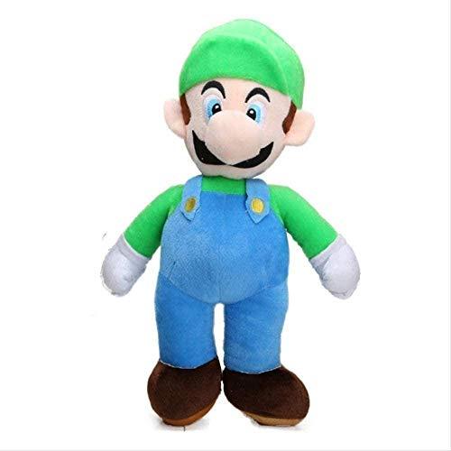 EREL Plüschtier Spielzeug 25 cm Mario Bros Luigi Yoshi Soft Spielzeug Plüsch Cosplay Figure Yoshi Haustiere Tiere Puppenspielzeug Plüsch Bebe dedu