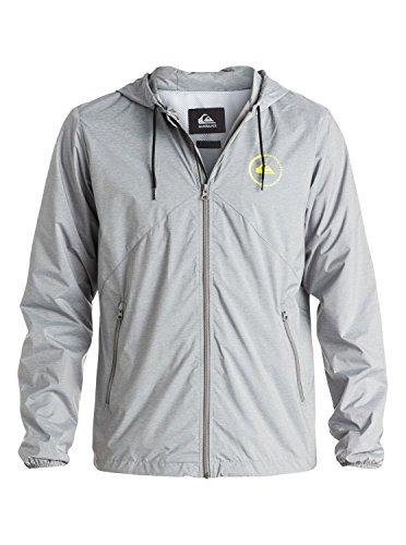 Quiksilver Everyday Jacket M Jckt Veste Homme, Light Grey Heather, FR (Taille Fabricant : XXL)