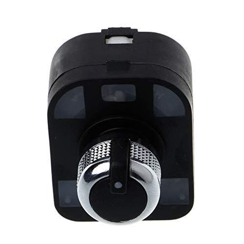 Interruptor de la Ventana Botón de Interruptor de Espejo para Faros de Ventana Compatible con Audi A6 S6 C6 RS6 A6 Allroad Quattro A3 Q7 4F0959851 4F1941431E 4F0959565 4F1 959 855 reemplazo