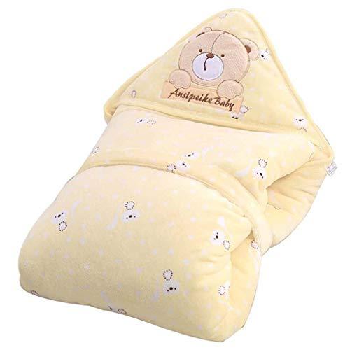 Eastery Baby dikke warme deken voor pasgeborenen baby zuigeling winterquilt, eenvoudige stijl voor temperatuur 0 15 graden, elegant, comfortabel thuis, moderne stijl
