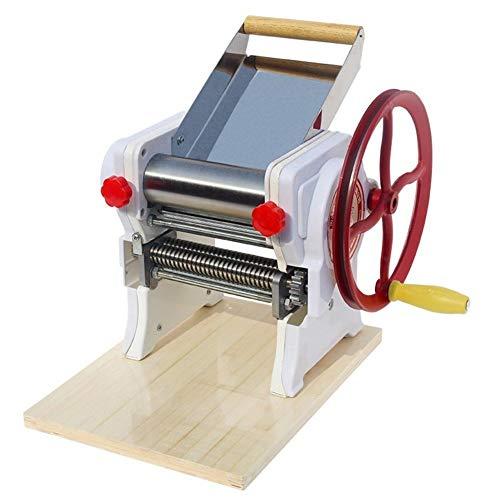 YXZQ Machine à pâtes Maison, Petite Machine à Nouilles à Presse multifonctionnelle Machine à Machine à Nouilles Automatique multifonctionnelle Manuelle -D
