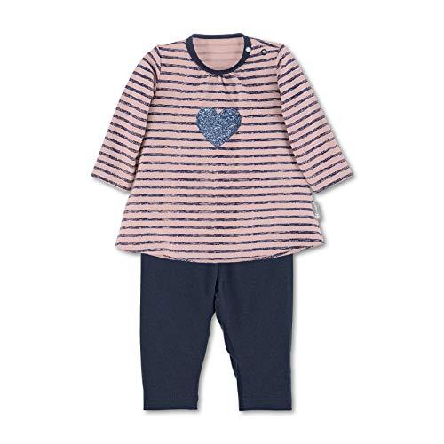 Sterntaler baby-meisje tunic met leggings jurk