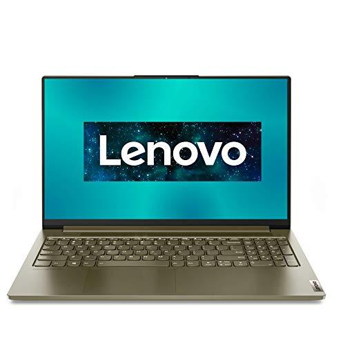 Lenovo Yoga Creator 7i Laptop 39,6 cm (15,6 Zoll, 1920x1080, Full HD, WideView, entspiegelt) Slim Notebook (Intel Core i7-10750H, 16GB RAM, 1TB SSD, NVIDIA GeForce GTX 1650, Windows 10 Home) moosgrün