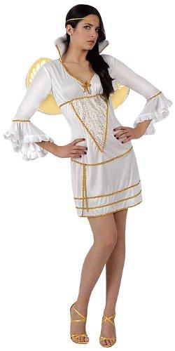Atosa - Disfraz de cupido para mujer, talla 42-44 (8422259105626)