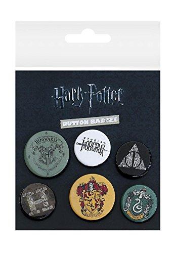 GB Eye, Harry Potter, Mix, Pack de...