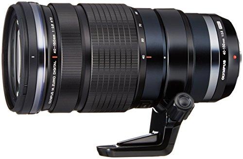 Olympus M.Zuiko - Objetivo para cámara Digital ED 40-150 mm f2.8 PRO, 1.4 x, tele converter MC-14, negro