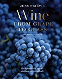 wine and cheese coffee table book - Wine from Grape to Glass
