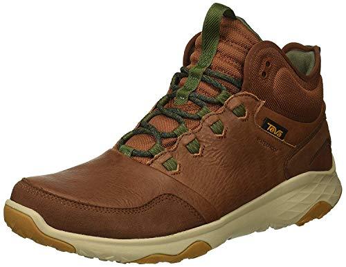 Teva Men's M Arrowood 2 Mid Waterproof Hiking Boot, Tortoise Shell, 08 M US