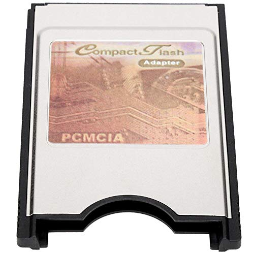 LetCart PCMCIA Adapter - PCMCIA-Speicherkartenleser CompactFlash PC-Kartenleser Plug-and-Play-Adapter
