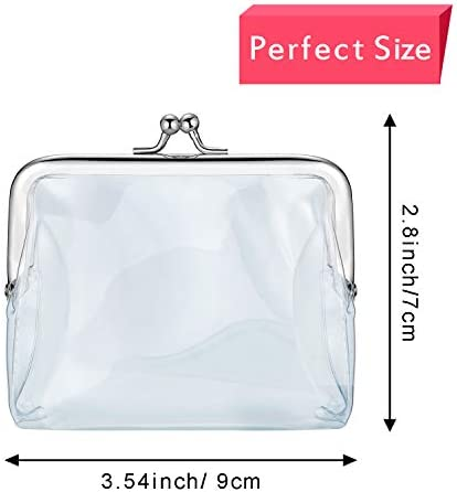 Clear change purse _image0