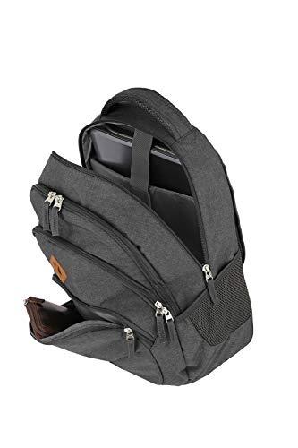 """41OSRYnML L - Travelite """"Basics mochilas para viajes urbanos y excursiones de ciclismo y senderismo — modernas, funcionales, seguras"""