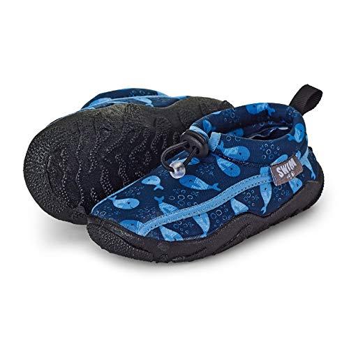 Sterntaler Aqua-Schuh Slipper, Marine, 21/22 EU