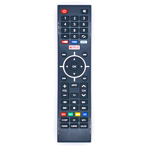 New Universal Remote Control for Element TV Replacement for ELSW3917BF E2SW3918 E4SFT5017 E4STA5017 ELSJ5017 E4SW5518 ELST3216H ELST5016S E2SW5018 E4SW6518 Models. Buy it now for 13.99