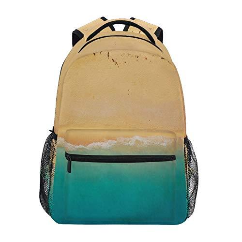 JinDoDo - Mochila de playa para colegio o colegio, informal, para niños, niñas, hombres y mujeres