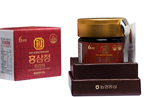 Ginseng Rosso Coreano Puro concentrato Molle, conf.120g (Rg1+Rb1+Rg3 6mg/g)