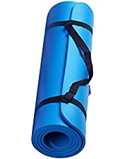 N/J Kleine 15 Mm Anti-Skid Mat Dikke en Duurzame Yoga Mat Sport Fitness Pad Draagbare Yoga Mat