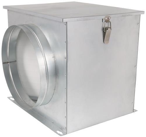 Ideal-Air HEPA - Caja de Filtro de admisión de Aire HEPA, 12 ...