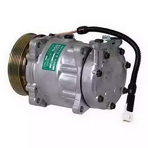 Compressor airconditioning 9145374921122 EcommerceParts voor fabrikant: Genuine, compressor-ID: 7V12, riemschijf Ø: 119 mm, aantal vleugels: 6, spanning: 12 V