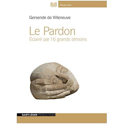 Le pardon audiobook cover art