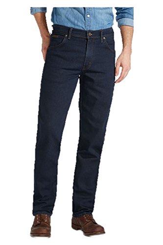 Wrangler Stretch-Jeans TEXAS W121-75-001 blue-black: Weite: w42 | Länge: L30