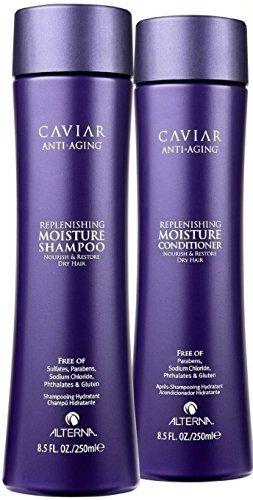 Alterna Caviar Anti-aging Seasilk Moisture Shampoo & Conditioner Duo (8.5 Oz Each) by Alterna Caviar