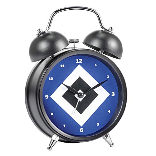 Hamburger SV HSV Wecker/Glocken Wecker ** Sound Wecker Raute **