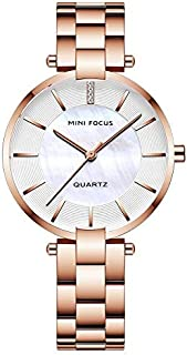 Mini Focus Dress Watch For Women Analog Stainless Steel - MF0224L. 01
