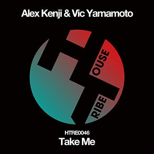 Alex Kenji & Vic Yamamoto