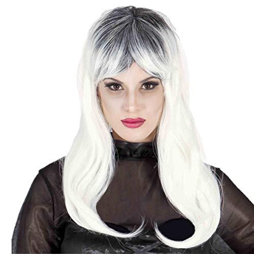 Guirca 4907 - Peluca Zombie Mujer Envase Caja