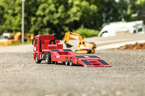 RC Auto kaufen Baufahrzeug Bild 5: Carson 500907307 1:20 MB Arocs Goldhofer Spiel*