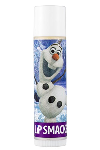 Markwins – Disney Frozen Lip Smacker im Olaf Print - Lippenpflegestift mit Blueberry Icy...