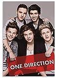 ZYHSB Jigsaw Puzzle 1000 Piezas One Direction Y Harry Styles Carteles De Madera Juguetes para Adultos Juego De Descompresión Py119Nx