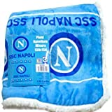 Egidio Alfio Due Plaid AGNELLATO SSC Napoli