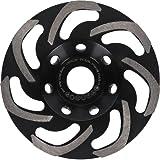 PRODIAMANT Boomerang - Disco de corte de diamante profesional para hormigón, mampostería y piedra (125 x 22,2 mm)