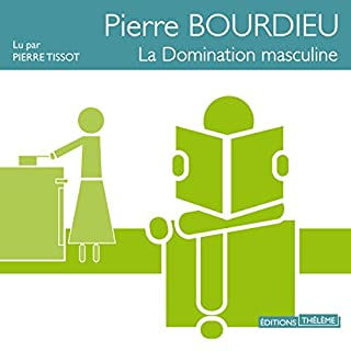 Couverture de La domination masculine