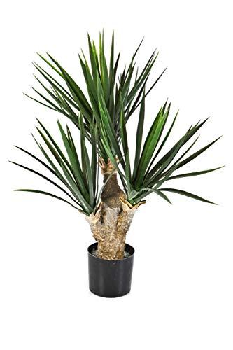 PARC Network - Kunstpflanze Yucca, 70cm...