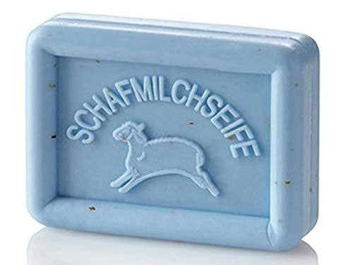 Ovis Schafmilchseife Totes Meer Salz eckig 100g