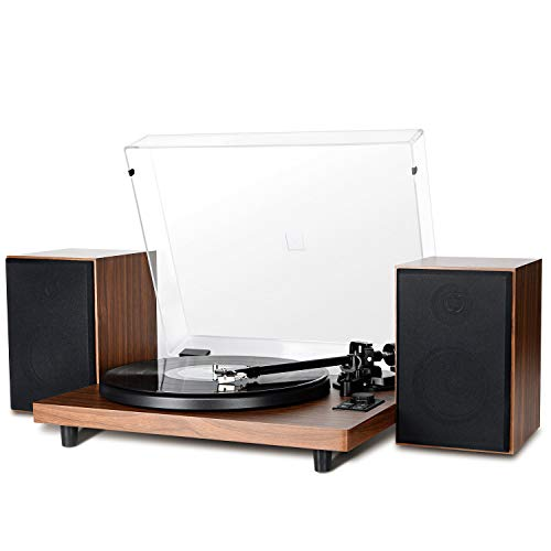 DIGITNOW Record Player Turntable