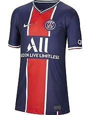 NIKE Paris Saint-Germain Temporada 2020/21 - PSG Y Nk BRT Stad JSY SS Hmcd4508-411 Camiseta Primera Equipación Niños