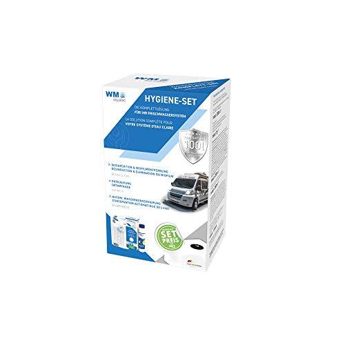 Hygiene-Set Frischwassertank (bis 100 Liter) inkl. Silberpad zur automatischen Wasserkonservierung
