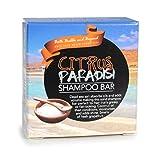 Citrus Paradisi - Yellow Grapefruit Greasy or Flat Hair Shampoo Bar Gift Boxed 50g