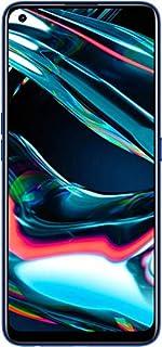 OPPO Realme 7 Pro (8GB+128GB) グローバル版 / 6.4 inch/Dual SIM / 64+8+2+2MP Quad Camera/Google play/日本語対応/SIMフリー (Mirror Blue/ミラ...