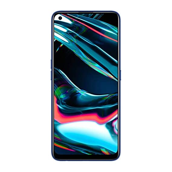 Realme 7 Pro (Mirror Blue, 6GB RAM, 128GB Storage)