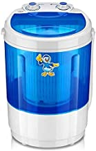 WASHMAX Portable Mini Washing Machine 3kg with Dryer Basket
