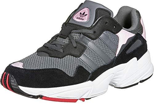 Adidas YUNG-96 J, Zapatillas de Deporte Unisex Adulto, Multicolor (Gricua/Gricin/Rossua 000), 38 2/3 EU