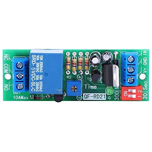 Elektrische Ausrüstung des Hochleistungs-Lastmodul-Timer-Relais für den Induktionsschalter(5V)