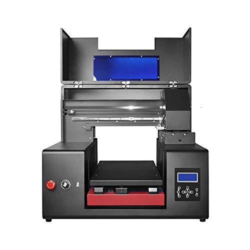 A3 3360 Stampante UV in pelle Stampante uv acrilica in pelle con svanire Stampante automatica per telefono 2 Testina di stampa Stampante UV esterna Epson