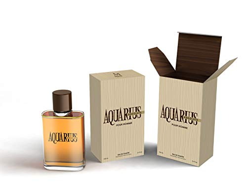 Mirage Brands Aquarius Absolute pour Homme 3.4 Ounce EDT Men's Cologne | Mirage Brands is not associated in any way with manufacturers, distributors or owners of the original fragrance mentioned