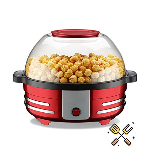 Why Should You Buy Multifunctional Popcorn Machine, 5L Large Capacity Electric Corn Popcorn Maker Au...